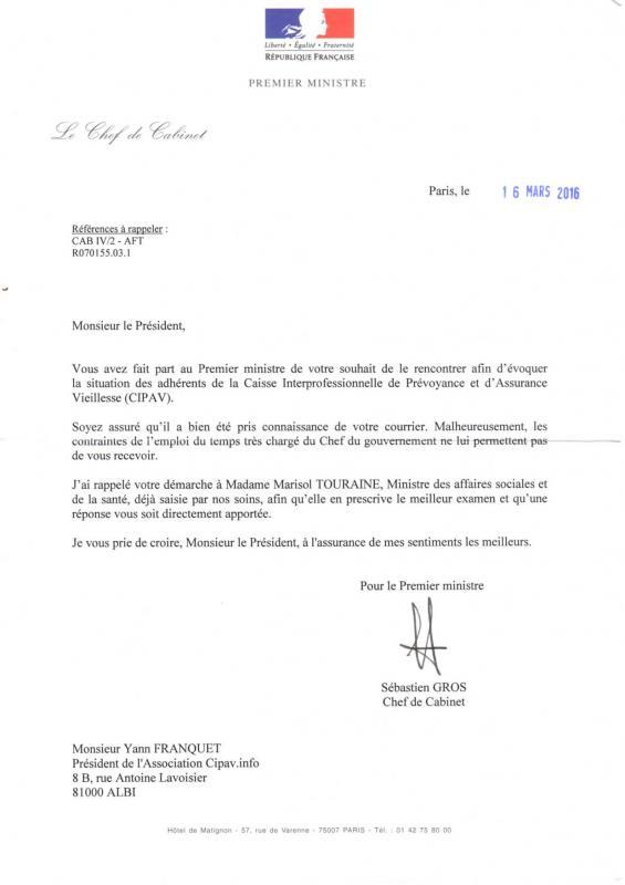 2016 03 reponse ministre et touraine