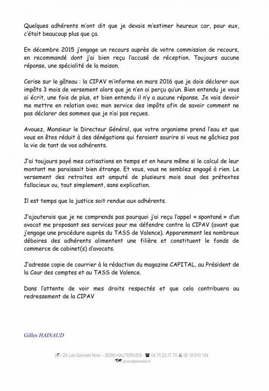 2016 04 14 lettre cipav selmati p2