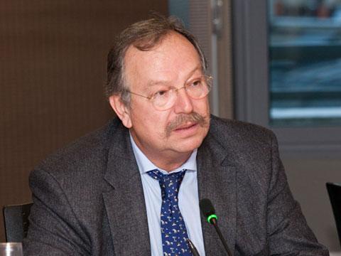 J. Escourrou, président de la CIPAV © CIPAV